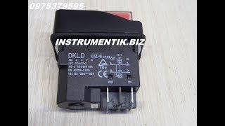 Elektromagnit launcher tugmasini DZ-6 DKLD