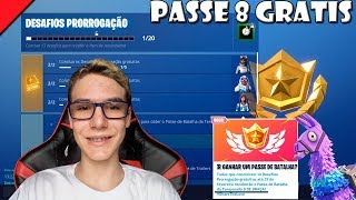 FORTNITE/PS4/TEMPORADA 8 FREE!!! (#3700)/TOWARDS 4K