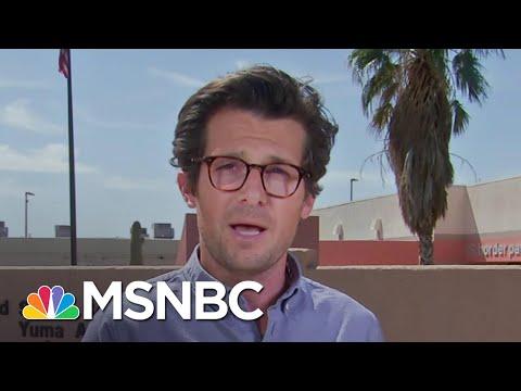 Biden Frames Overcrowding At Border As Humanitarian Crisis | MSNBC
