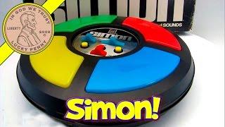 Vintage Electronic Simon Game 1978 Milton Bradley Toys Kids Toy Reviews