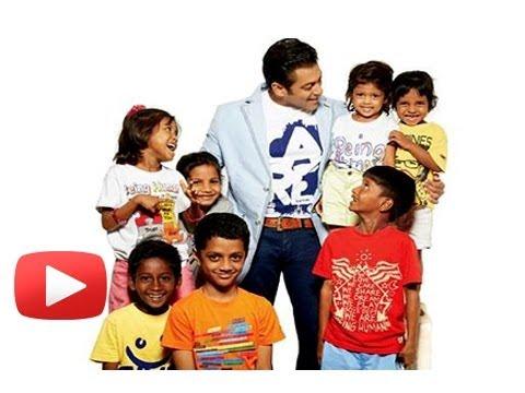 Salman Khan Photo Shoot For Being Human
