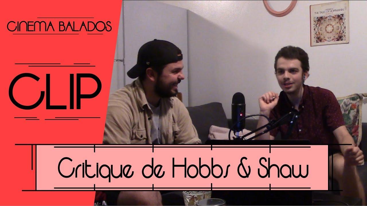 Hobbs And Shaw Kino
