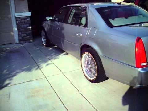 Update On 2006 Cadillac Dts Daytons Vogues Youtube