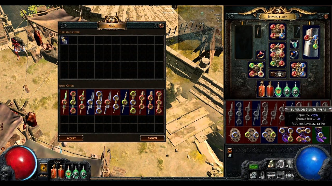 Path Of Exile Orb Of Alchemy Guides U4gm Com