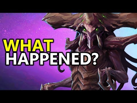 ♥ ZAGARA IS DIFFERENT THAN I REMEMBER - Heroes of the Storm (HotS)