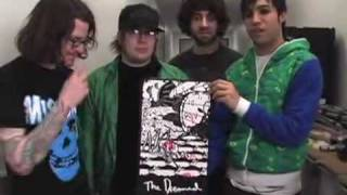 Fall Out Boy - Signed in Blood