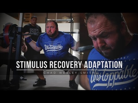 Principle of SRA | Stimulus Recovery Adaptation | JTSstrength.com