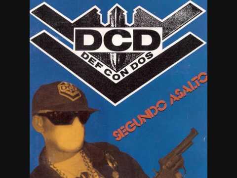 Def con Dos - Segundo asalto (Álbum completo)