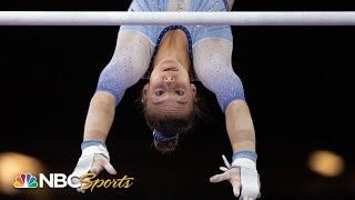 Grace McCallum's vault and bars part of USA's 5th straight gold | NBC Sports
