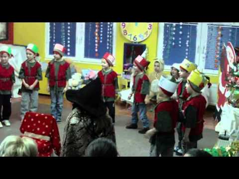 Novogodišnja priredba predškolaca - Vladimirci