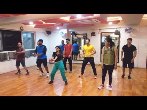 Kombadi palali |Jatra movie | Dance workout