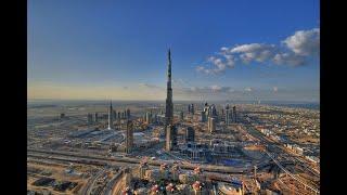 5 villes aux Emirats Arabes Unis