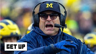 Jim Harbaugh should be fired if Michigan wants to beat Ohio State - Dan Orlovsky | Get Up