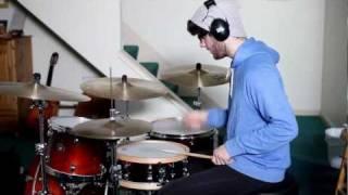 "Evan Chapman - ""Freaks and Geeks"" by Childish Gambino (Drum Cover) *HD*"