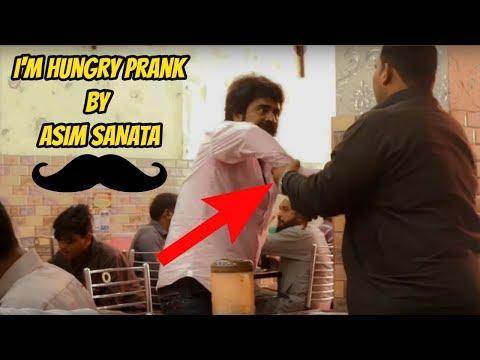 | I am hungry Prank | By Asim Sanata | 2019 |