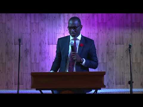 Pastor Robert Burale.The Shift
