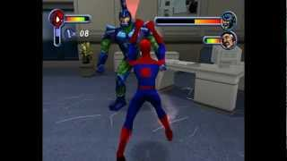 Spider Man 2001 Pc Gameplay (my Childhood Game)