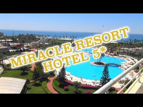 Miracle Resort Hotel 5* – Анталья – Лучшие   отели Турции