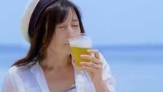 【山口智子(やまぐちともこ)】出演CM オールフリー『夏は昼から 夏ら...