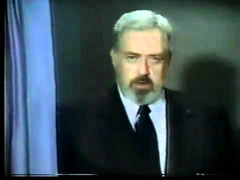 1984 Raymond Burr Independent Insurance Agents Commercial