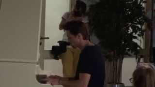 видео с записи Клипа Не молчи  _1