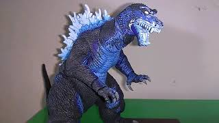 S.H. MonsterArts Godzilla 2001 REVIEW