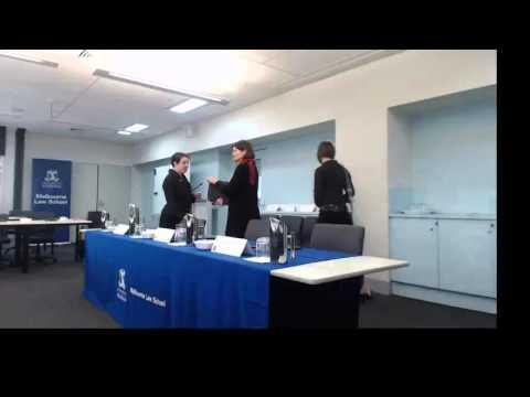 CCCS Melbourne Law School Live Stream