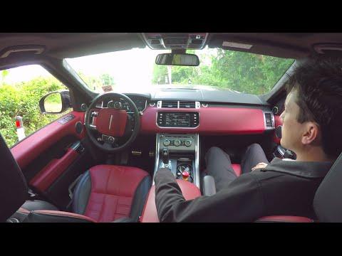 Land Rover Autonomous Car Technology