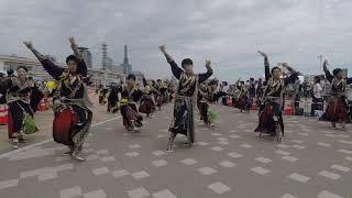 神戸アライブ2018京都西陣よさこいチーム阿国 京都西陣よさこいチーム阿...