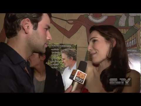 Ayelet Zurer tells SLTV about working with Steven Spielberg