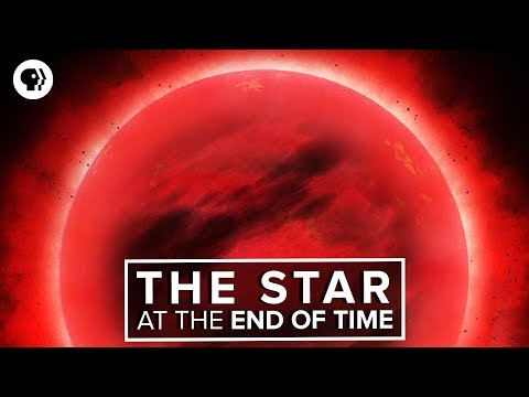 The Star at the End of Time | Space Time