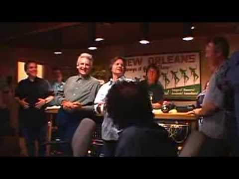 Del, Ronnie and Rob McCoury & the Nitty Gritty Dirt Band - 'Take Me In Your Lifeboat'