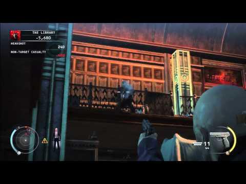 Hitman:Absolution - Run For Your Life - Mass Murderer
