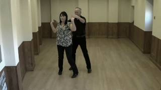 LIPS ARE SO CLOSE  ( Western Partner Dance )
