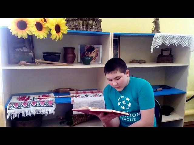 Изображение предпросмотра прочтения – МатвейЛосев читает произведение «Мудрые ответы» (Русский фольклор )