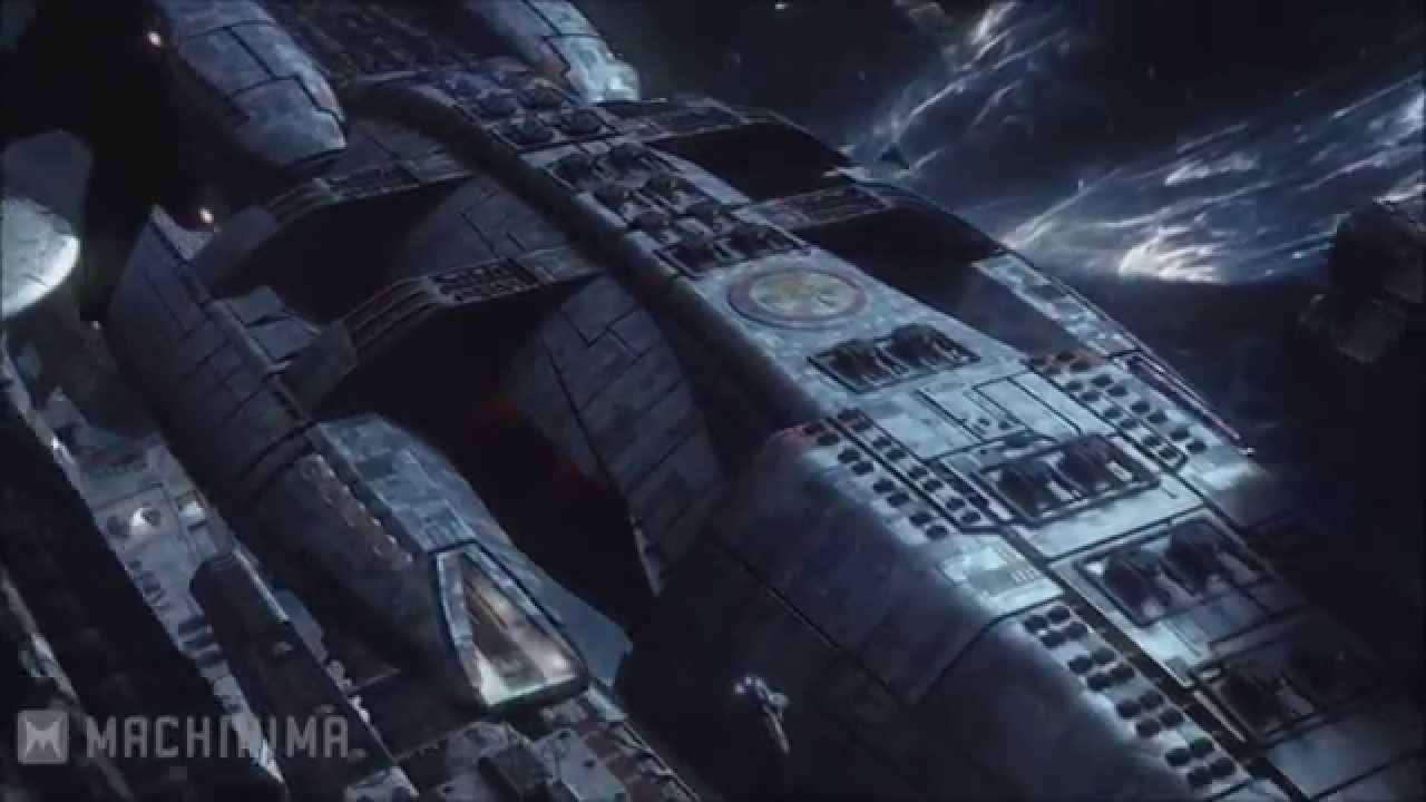 battlestar galactica blood & chrome deutsch