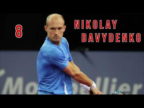 Top 10 Greatest Two handed Backhands in Tennis History