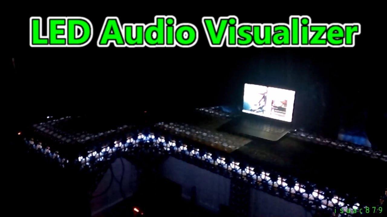 LED Strip Light Audio Visualiser