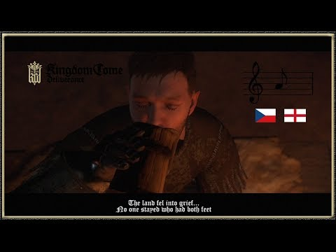 Kingdom Come Deliverance - The Czech Tavern Song