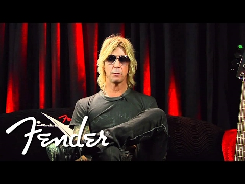Duff McKagan | Everything Bass | Fender