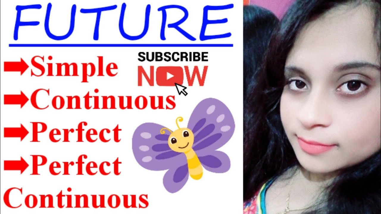 What is #TENSE / FUTURE SIMPLE / CONTINUOUS /PERFECT/PERFECT CONTINUOUS