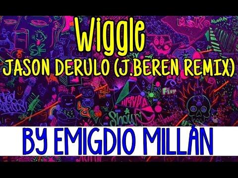 Jason Derulo - Wiggle ( J.Beren Remix )