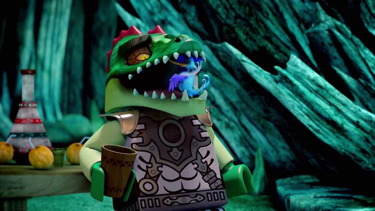 A Plovar Makeover - LEGO Chima - Mini Movie #21 - YouTube