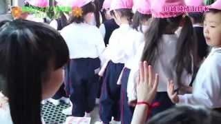 1月24日に潮見台みどり幼稚園で開催された新年会の映像。 ゲストで川崎...