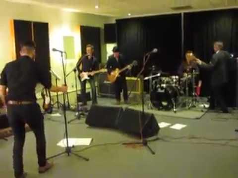 Confidence Man (Cover) - BRB feat Hugh Barclay, John Scott & Iain McDougall