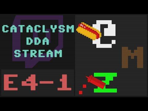 [Twitch] Cataclysm DDA Ep. 4