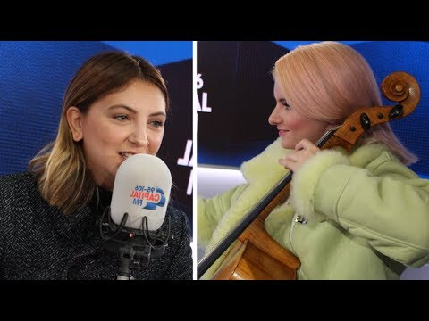Clean Bandit's Grace & Julia Michaels Perform Dramatic Readings Of Awkward Ex Messages