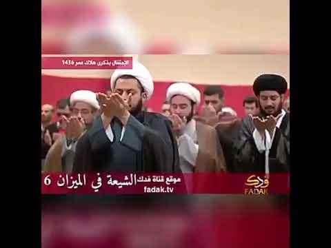 شيعة يلعنون الصحابة ويسبونهم