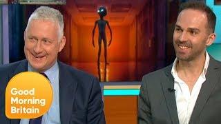 Are Aliens Living Amongst Us? | Good Morning Britain
