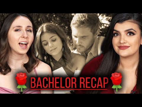 Victoria F Attacks Peter on Group Date and Madison Gives Peter an Ultimatum? Bachelor Recap 24x07